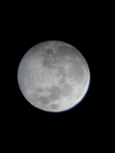 Stargazing tonight, full moon