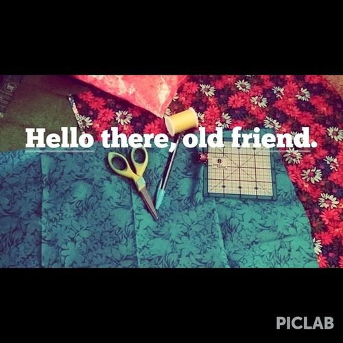 Fixed my sewing machine??? Piclab Sewing Fabric