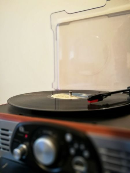 Turntable Indoors  Record Close-up Records LPs Retro Music Huawei P9 Leica P9 Huawei Leica Lens Phone Camera