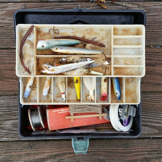 tackle box Fishing Lures Fishing Fishing Gear Fishing Time Fishing Life Lures Hooks Tackle Box Tacklebox Tackle Old Rust Rusty Rusty Things Colour Of Life