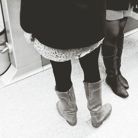 Legs Hands Bottes Collant Jupe Women Foot