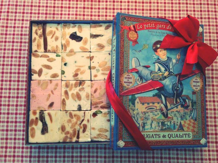 Paris Gift Nougat Food Porn