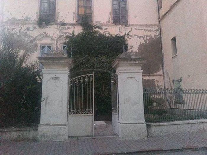 Tunisie Tunis La_Marsa Ancienne_maison_du_bey