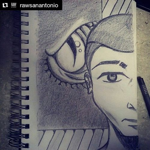Repost @rawsanantonio with @repostapp ・・・ MEET OUR ARTIST//@fusion_sd DeQuincy Homer is a graduate from the Art Institute of San Antonio. This artist has fantastic illustration skills and has some great pieces in store for the event. SEE MORE ON 12/17 HOLIDAY RAWk at the AZTEC THEATRE Supportlocalartists RAWSanAntonio Sanantonio Texas TexasArt Sacreative EventsinSA Artevent Madeintexas Localart