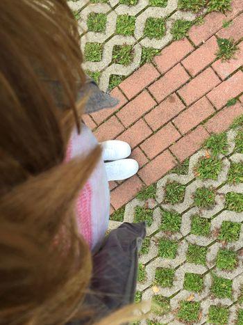 Hair Sunny Day Pic Von Oben White Shoes • {*~*} (•_•) [^-^]