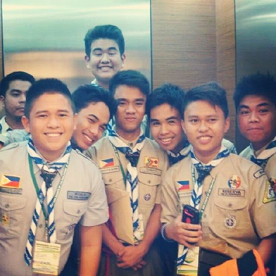 MOPph gathering Throwback Weeks Eaglescout