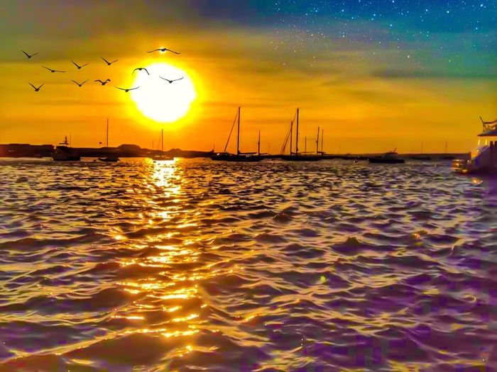 Discover Your City Come See the spectacular Sunsets at the famous Watch Hill Harbor, Watch Hill Rhode Island