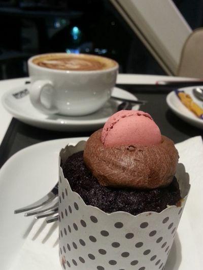 Relaxing In My Mouf Foodporn Coffee