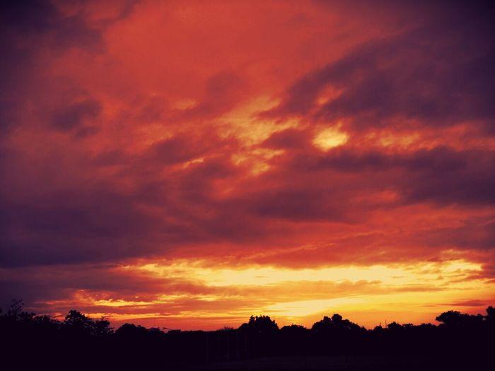 เตรียมพร้อมลุยงานมินิอาเซียน ที่ม.วงษ์ กันครับทีมงาน Landscape #Nature #photography Landscape_Collection Nature_collection Sunset #sun #clouds #skylovers #sky #nature Beautifulinnature Naturalbeauty Photography Landscape