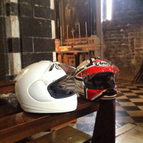 Arai Helmet Casco Chiesa