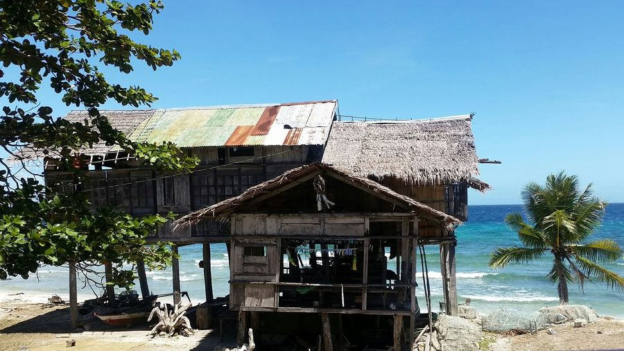 Cang Isok House 400 Years Old Beach House Siquijorisland Endured Typhoons