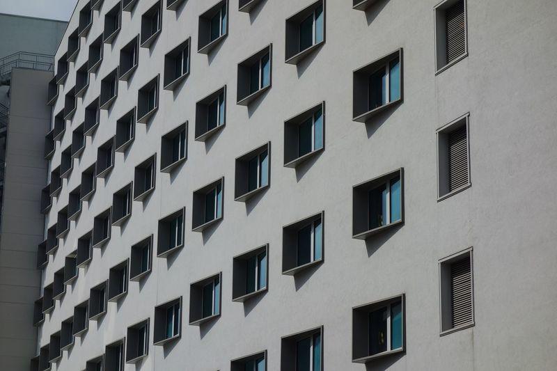 The Week On EyeEm Milano Expo 2015 Architecture Architectural Detail Milanoportanuova Windows