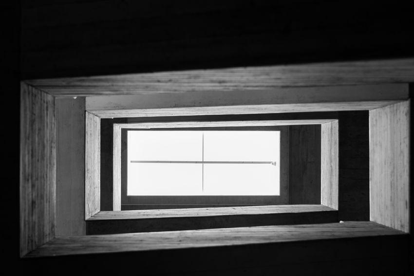 Architecture Architecturelovers Architecture_collection Lookingup Staircase Showcase: January Monochrome Blackandwhite Light And Shadow Darkness And Light EyeEm Masterclass Eye4photography  EyeEm Best Shots Minimalism Urban Geometry Geometry The Architect - 2016 EyeEm Awards