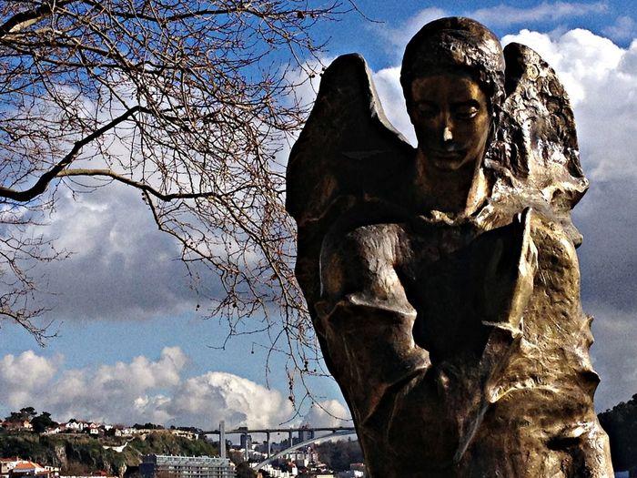 Taking Photos Porto EyeEm Porto Statue