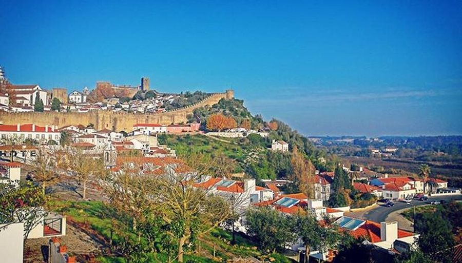 Goodmorning Backtohome Homeland Óbidos  Castelodeobidos Oeste Portugal Oestealive Myhome