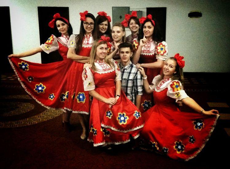 Russians LoveThem  WeAreOne Hello World
