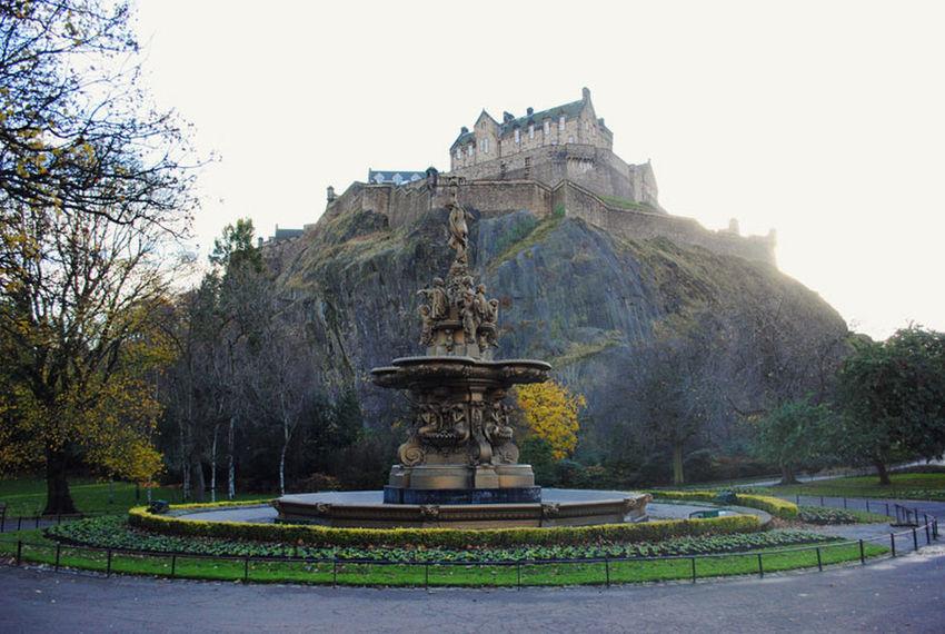 Architecture Capital Cities  Castle Edinburgh Castle Monument Perspective Tourism Travel Destinations Travel Photography Travelling