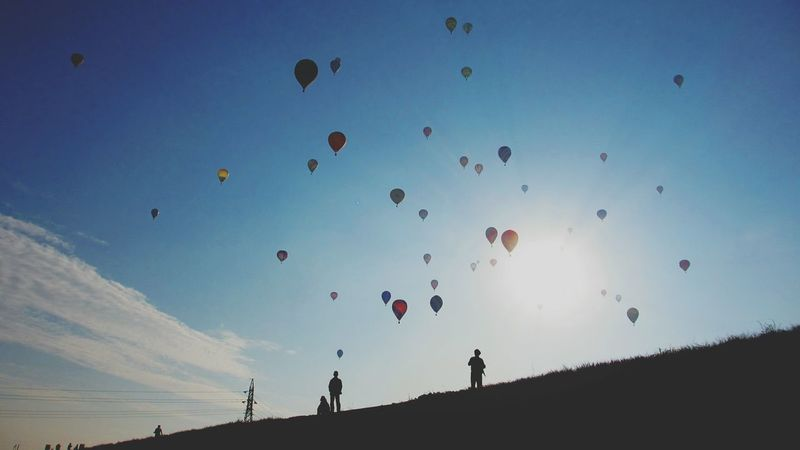 2013 Saga international balloon fiesta.that's awesome! Keicomoment Awesome Beautiful Hello World