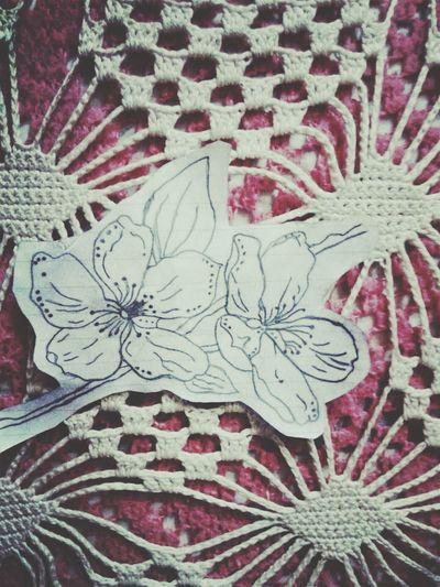 Dibujando :) Taking Photos Dibujando Tattoos By Cnslsnchz♡ Flowers Flor Flor De Cerezo Flores Flower Possessed By You◇ GalaxyLove