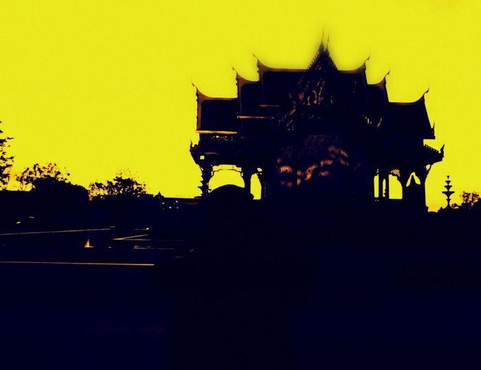 'enjoy The Sun, Architecture Monochrome Thailand_allshots Hello World,Hello My Friend:- Mirror Reflections, ,