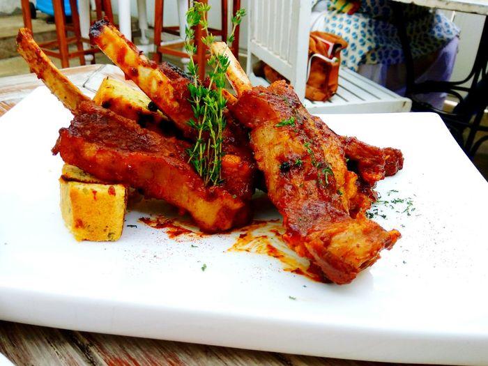 Lamb chops Food And Drink PuneFoodies TheIndelibleBond