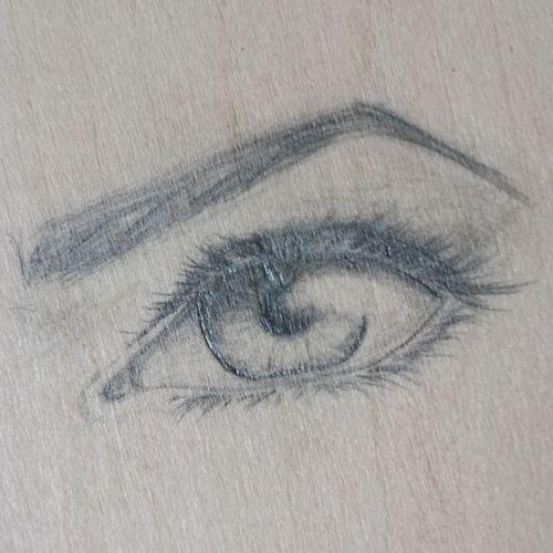 Drawing Art Pencil Eye