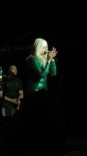 Bebe Rexha Night Music Performance Musician Concert Small Venue Songwriter Artist