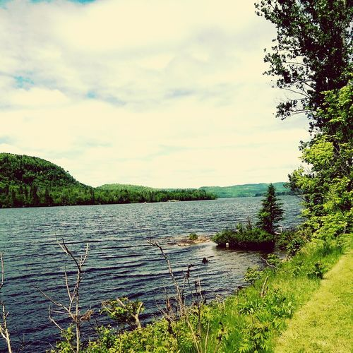 Good time! Quebecjetaime Nature Photography Hello World Beauty In Nature Landscape_photography First Eyeem Photo