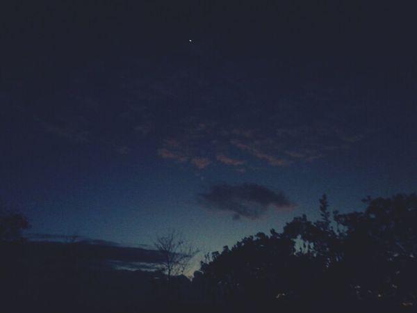 Turning Night Sky One Star Happiness Eyem Captured <3 <3 <3