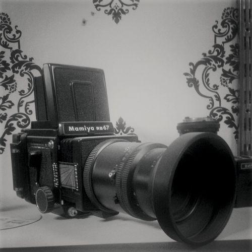 Mamiya Mamiya RB67 Black & White