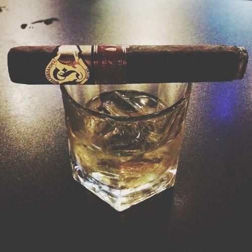 Scotch & A Cigar