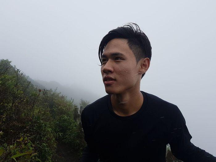 among rains Mountain Foggy Outdoors Chiang Mai | Thailand