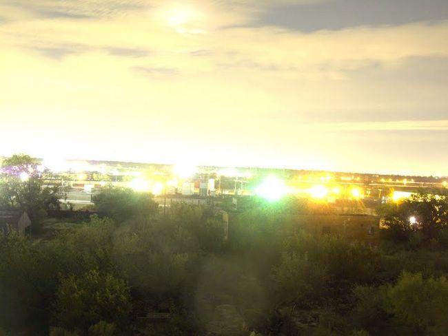 Dallas Tx Fortworthtx Kingdominthesky Night Skyline Spacestation