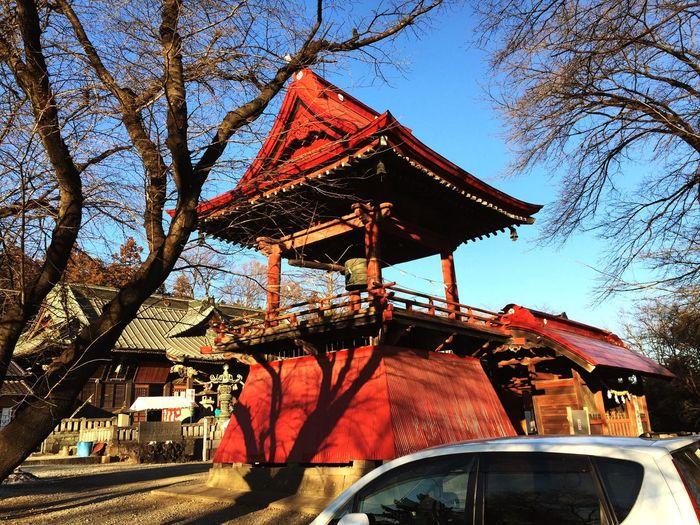 初詣 神社 八幡宮