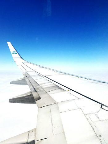 Aerial View Cloud - Sky Plane Day Clouds Clouds And Sky Blue Sky KLM European Trip Italian Sky