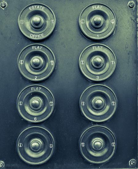 Door bells, Lamport Hall, Lamport, Northamptonshire Northamptonshire Lamport  Black And White Monochrome FUJIFILM X-T10 Doorbells