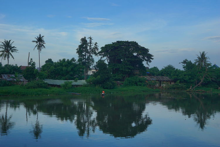 River in the rural area. River River View Rural Rural Scene Rural Landscape Rural Photography Rural Life Riverside Photography Sony A6000 Likeforlike Like4like Photography By @jgawibowo Shot By Arif Wibowo Eyeem Landscape Official Photo Club📷 EyeEm Landscape EyeEm Street Photography Street Photography Street Reflection Tree Water Lake Nature Sky Outdoors Travel Destinations Landscape