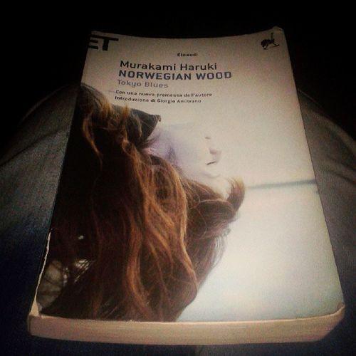 Ciao mi eri mancato. Naoko Toru Murakami NorwegianWood norueinomori
