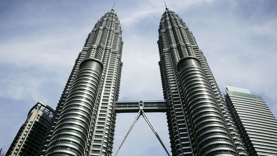 Promote My Country Malaysia KLCC Twin Towers typical shot