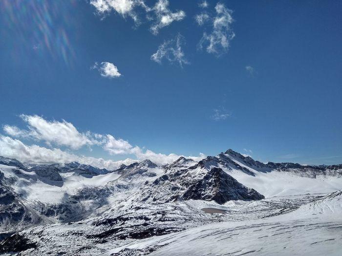Glacier Canyon Ice Climbing Alpine Alpine Landscape Skiing EyeEm Selects Mountain Snow Moon Winter Snowcapped Mountain Cold Temperature Sky Mountain Range Landscape Cloud - Sky Mountain Peak Global Warming