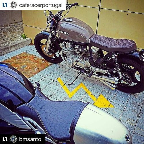 Thanks  @caferacerportugal ・・・ Repost @bmsanto Rninet CB750 RnineTofIG Get in touch with us. Hashtag CaferacerPT CaferacerPT Caferacer Caferacersociety Caferacerclub Caferacerxxx Caferacerworld Caferacerculture Caferacers Caferacerofinstagram Croig Caferacerpassion Motorcycles Motorbikes Retro Oldschool Vintage Vintagemotorcycles Classicmotorcycles Brat bobber scrambler bikeexif