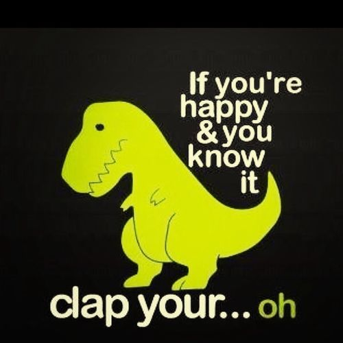 Hahahahahaha Today's Hot Look Funny Swag T Rex