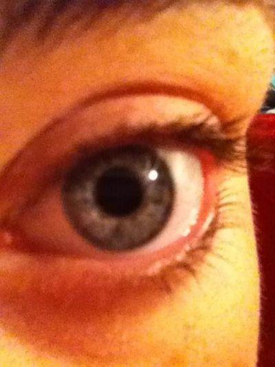 I Love My Eyes.