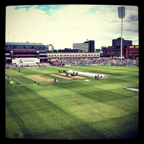 Not a bad seat Ashes Engvsaus
