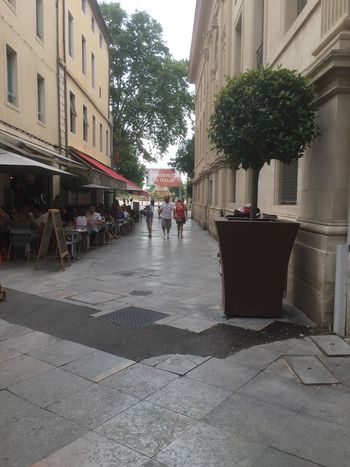 IPhoneography Marché Italien France 🇫🇷 Taking Photos Urban France Nîmes Summer Views Juillet Gard Photography Summertime Rue Régale Marché Italien