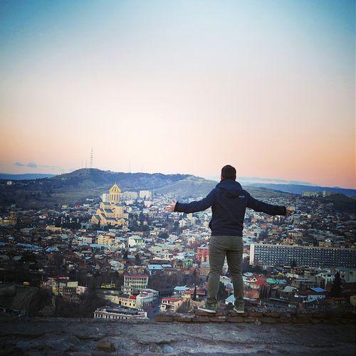Tbilisi Tbilisi Loves You Georgia Freedom At The Edge Of The World