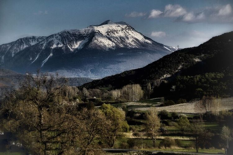 Heaven Mountain