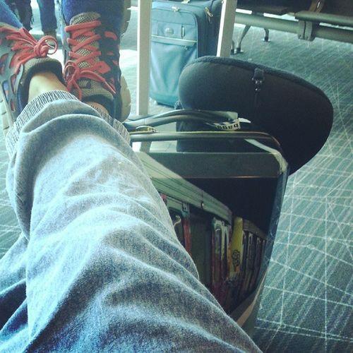 Denver here I go finally!! Denver aquo voy al fin !! Denver Vacations Opwalk Airport happygirl