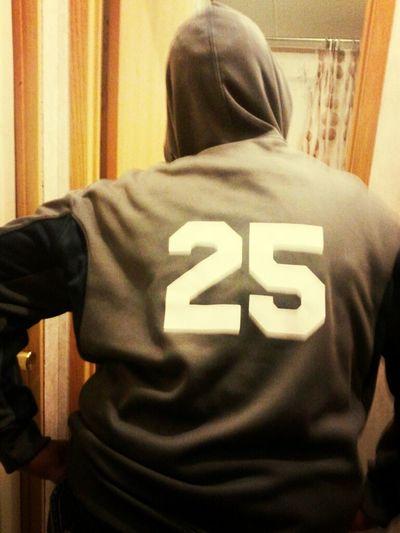 Ayye Lady Admirals #25 Leahh Bhoo ! :)