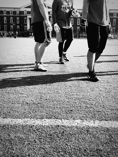 Sports Nyclife Black And White NYC NYC Photography Football Nycstreetphotography New York Randallsisland Summertime